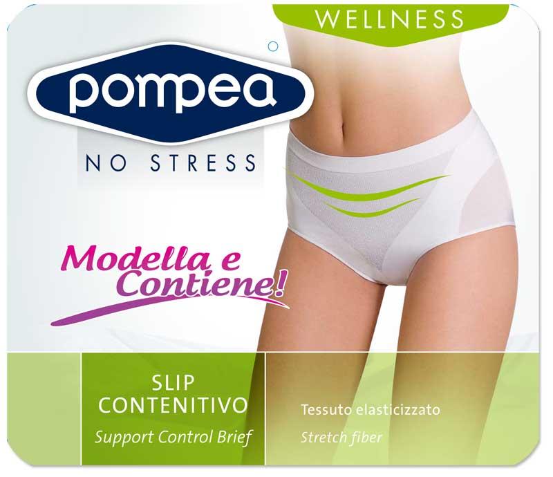 05f90685b644 GBH-00247 - intimo donna delle migliori marche - genny biancheria - Slip  Contenitivo Pompea Wellnes Con Gambe Modellante