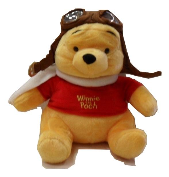 Gbh 00555 Peuche Disney Peluche Disney Winnie The Pooh Originale Cm 20 Con Cuore E Scritta Love You