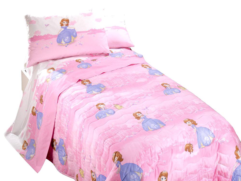 Tenda Letto Carrozza Principesse Disney : Tende principesse disney caleffi trapunta invernale le