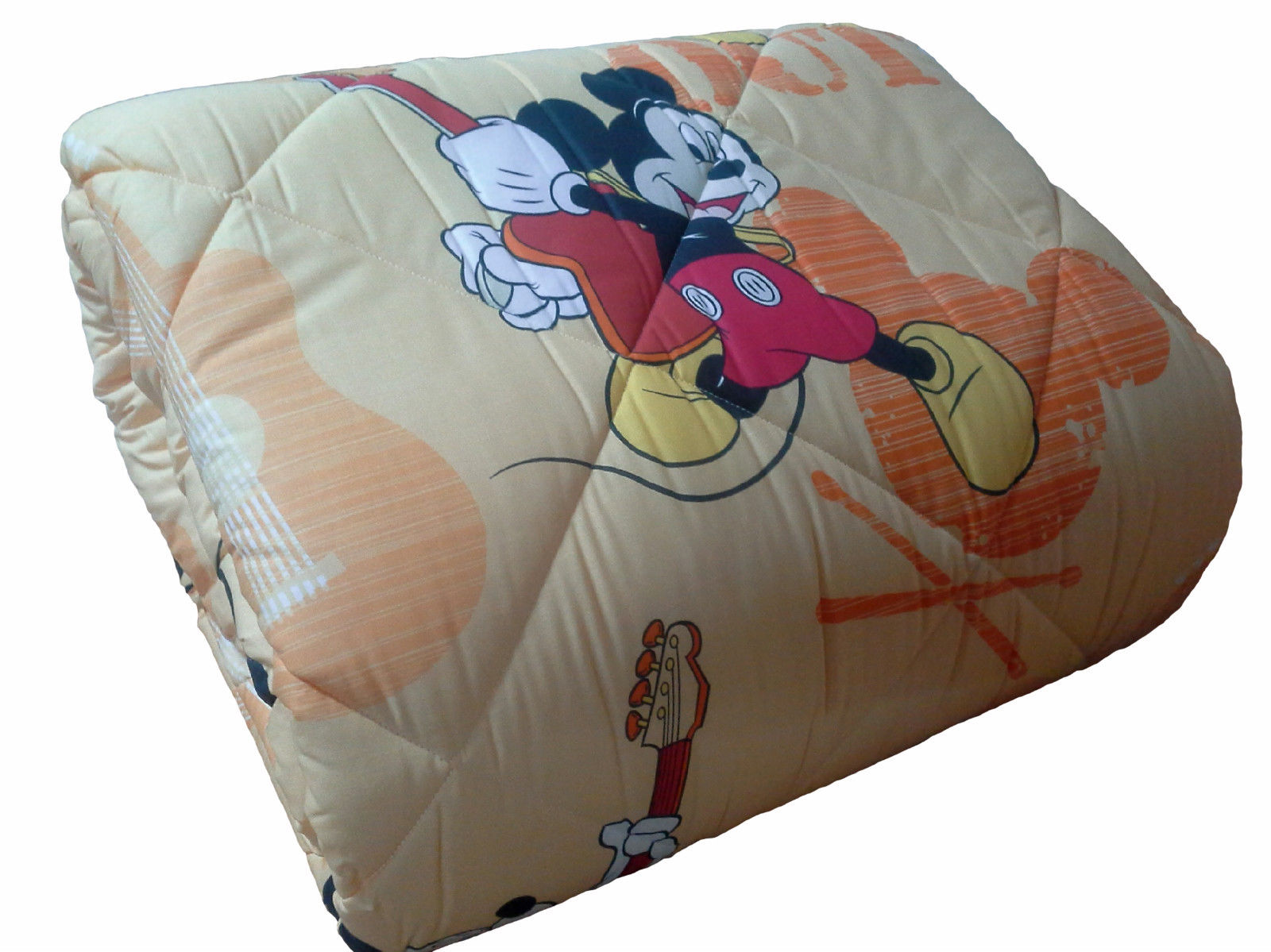 Trapunta Topolino Caleffi Disney Piumone Mickey Star Singola Prezzo Special