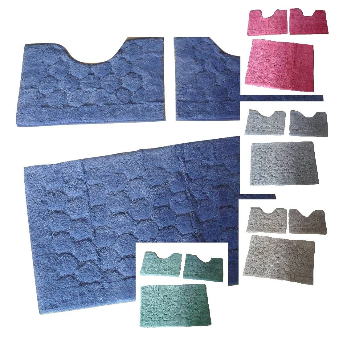 GBH-42329 - tappeti per bagno, tappeto bagno - genny biancheria ...