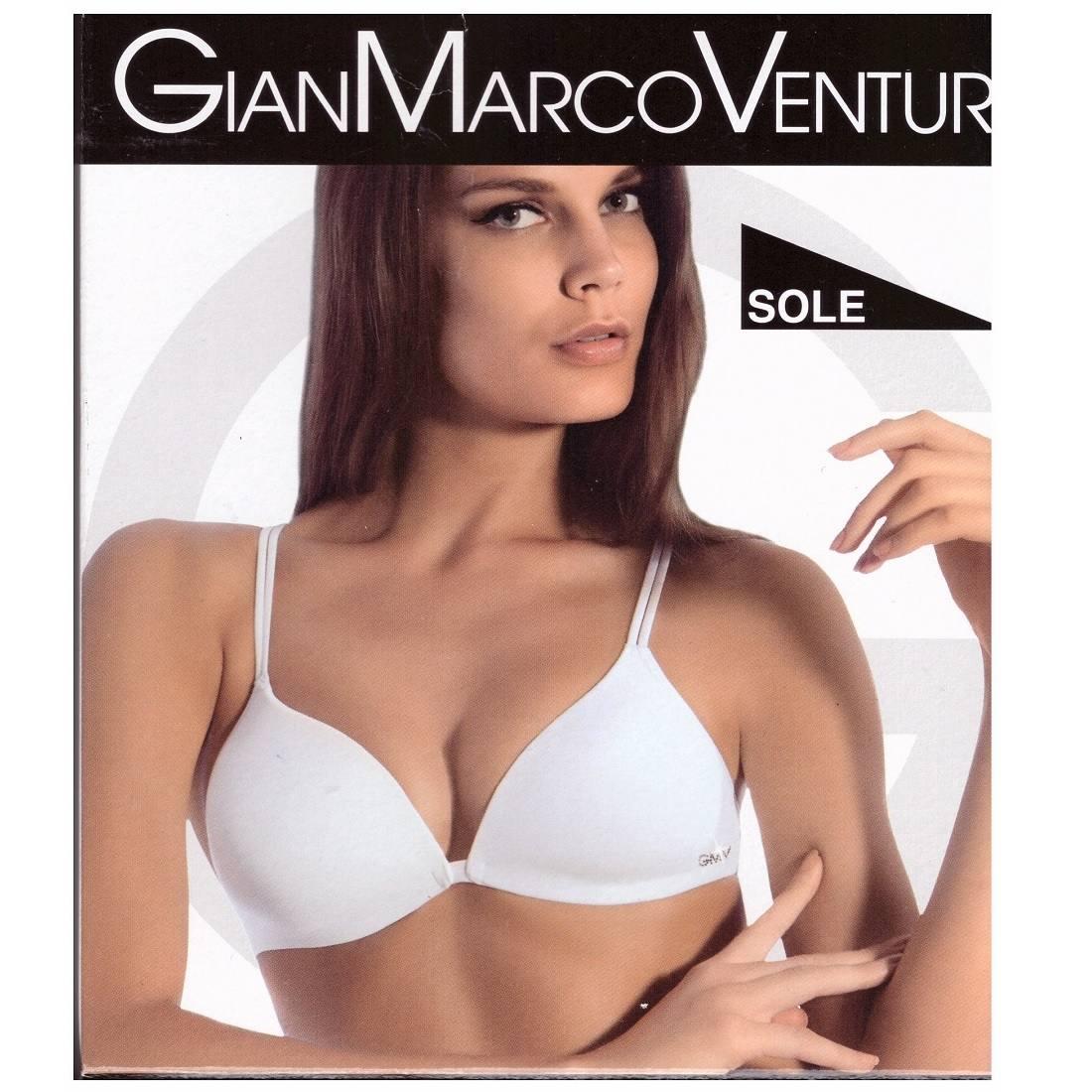 526c0503b628 Reggiseno Donna Triangolo Preformato Gian Marco Venturi Articolo Sole