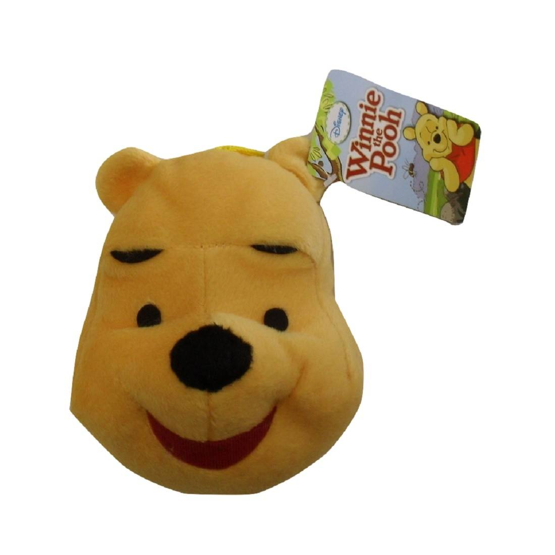 Copripiumino Singolo Winnie The Pooh.Peluche Disney Winnie The Pooh Faccia Originale By Caleffi