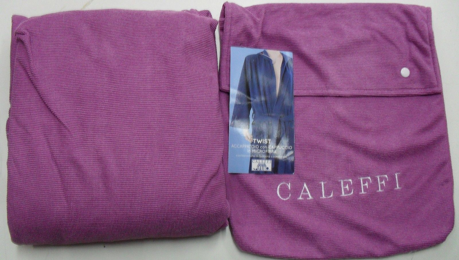 Spugne Da Bagno Caleffi : Caleffi accappatoio in vendita ebay