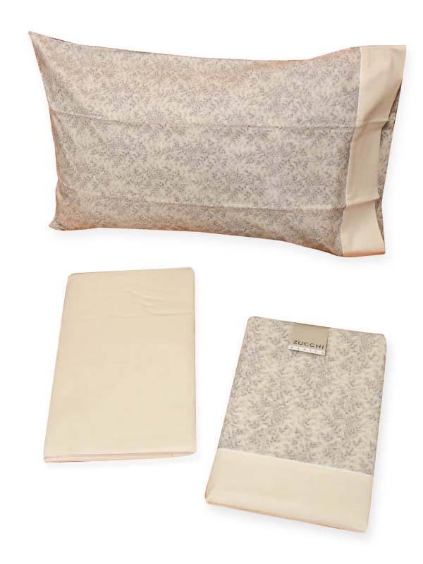 GBH-00684 - lenzuola 2 posti basssetti, copleto letto zucchi ...
