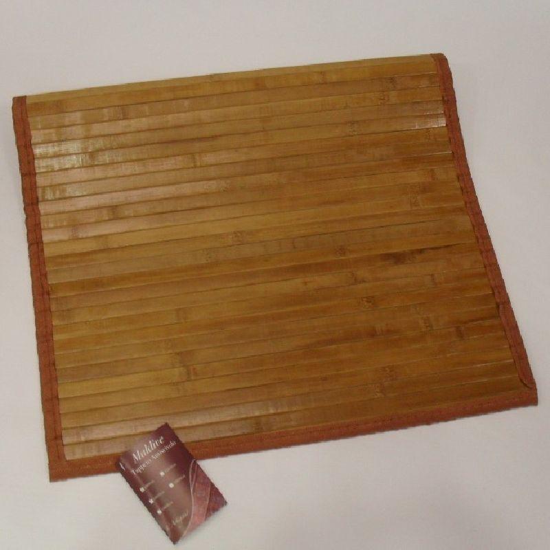 Tappeto Bamboo In Legno Maldive Sotto Antiscivolo Varie Misure | eBay