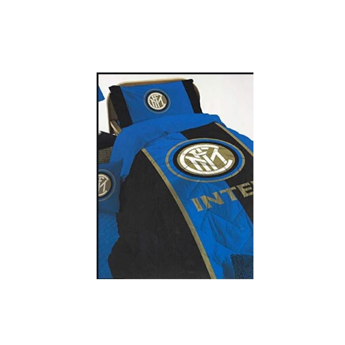 Piumone Matrimoniale Inter.Trapunta Singola Piumone Invernale Fc Inter Prodotto Ufficiale Ebay