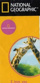 TELO MARE NATIONAL GEOGRAPHIC CM 90X160 GIRAFFE SOTTO COSTO