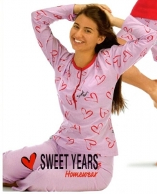 SWEET YEARS PIGIAMA DONNA 0951