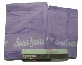 Asciugamano Sweet Years Con Ospite Passion BY Caleffi Sotto Costo