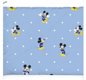 Paracolpi Lettino Culla Doghe Disney Topolino Mickey Forever By Caleffi