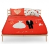 Lenzuola Bassetti Love is Couple Set Matrimoniale Sposi Nuovi Arrivi