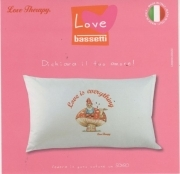 Federa Bassetti Fantafedera Con Scritta Love Is Everything