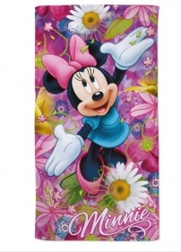 Telo Disney Minnie Telo Mare Disney Caleffi Minnie Flower