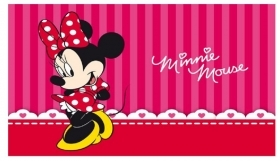 Tappeto Disney Minnie Cm 80 x