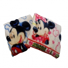 Baby Sacco Copertina Plaid Disney Topolino Minnie Baby Sac