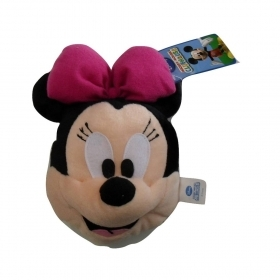 Peluche Disney  Minnie Faccia Originale By Caleffi