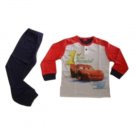 Pigiama Disney Cars In Cotone
