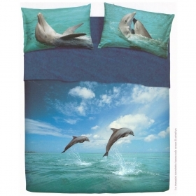 Lenzuolo Bassetti Dolphins Del