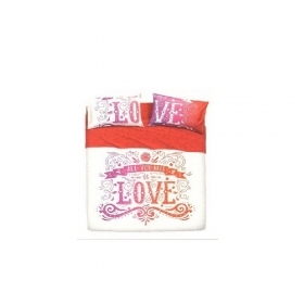 Lenzuola Bassetti Home Innovation Love Tattoo Lenzuola Copriletto Made In italy