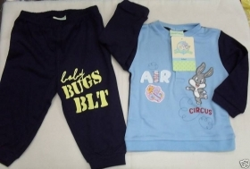 PIGIAMA LOONEY TUNES INTERLOCK
