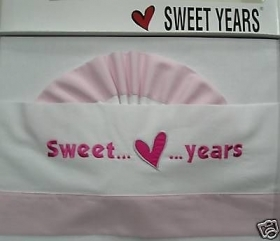Lenzuola Sweet Years Culla Let