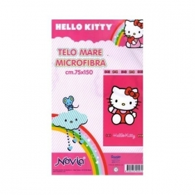Telo Mare Hello Kitty In Microfibra By Sanrio v1