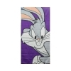 Telo Mare Looney Tunes Bassetti Tricking Bugs New Microfibra Sotto Costo