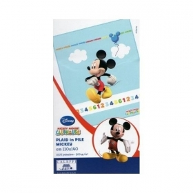 Plaid Disney Caleffi Topolino